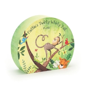 Mattie's Twirly Whirly Tail Puzzle
